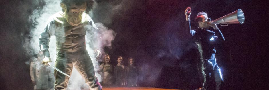 Woyzeck | Tiroler Landestheater 2014 | Foto: Rupert Larl